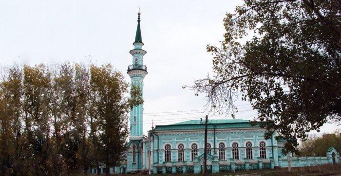 Мечети представляют собой в микроплане весь мир мусульман (Фото: tourister.ru).