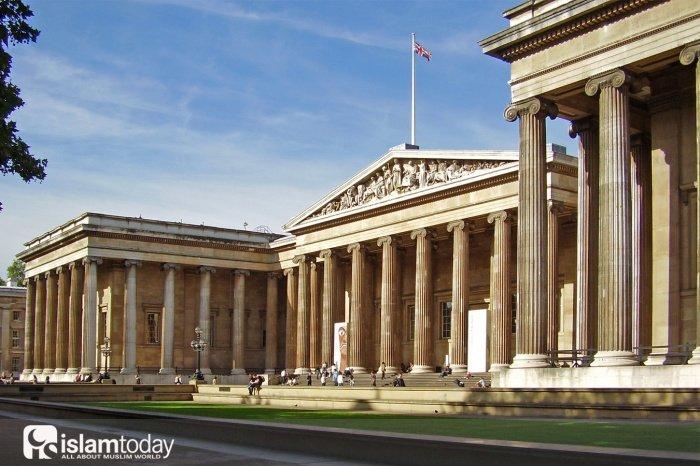 Британский музей (Источник фото: wikipedia.org).