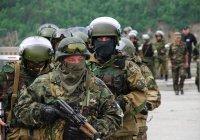 Россия и Сербия начали совместные антитеррористические учения