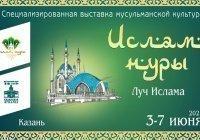 В Казани пройдет выставка мусульманской культуры «Ислам нуры»