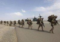 США объявили погоду ответственной за темпы вывода войск из Афганистана