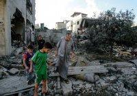 Число жертв израильских авиаударов в Газе возросло до 230