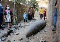Израиль принял решение о взаимном прекращении огня с Палестиной