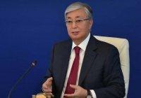 Президент Казахстана поблагодарил Россию за помощь в борьбе с коронавирусом