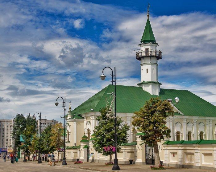 Мечеть Марджани (Источник фото: www.sony-club.ru).