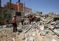 Число погибших от израильских авиаударов палестинцев перевалило за 240