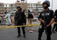 Шесть человек погибли в Пакистане при взрыве на митинге в поддержку Палестины