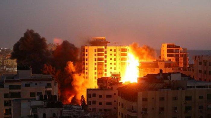 Вспышка насилия в Палестине способна еще больше ухудшить и без того уже напряженные отношения между двумя союзниками по НАТО – Турцией и Соединенными Штатами (Фото: expert.ru).
