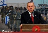 Конфликт в Палестине и позиция Турции