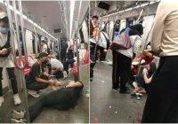 Более 160 человек пострадали в Малайзии при столкновении поездов