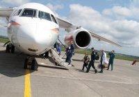 В Москву из сектора Газа доставлены 64 россиянина