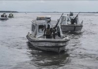 Более ста человек пропали без вести после крушения судна в Нигерии