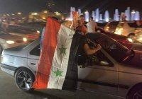 Жители Сирии отметили выборы президента стихийными автомитингами
