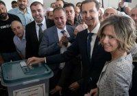 Асад победил на выборах президента Сирии, набрав 95,1% голосов