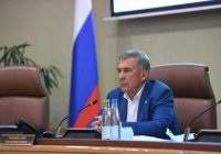 Минниханов оценил уровень безопасности в Татарстане