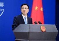 Китай поздравил Башара Асада с победой на выборах президента Сирии
