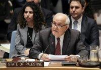 Израиль и Палестина обменялись резкими выпадами на заседании СБ ООН