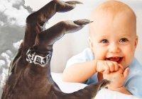 Каждого ребенка в день его рождения касается шайтан...