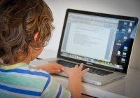 Стало известно, как обезопасить детей в интернете