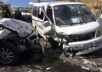 Россиянка погибла в ДТП с туристическим автобусом в Египте