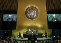 Иран лишили права голоса в Генассамблее ООН