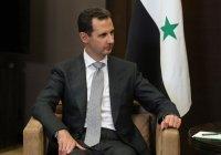 Башар Асад привился вакциной «Спутник V»