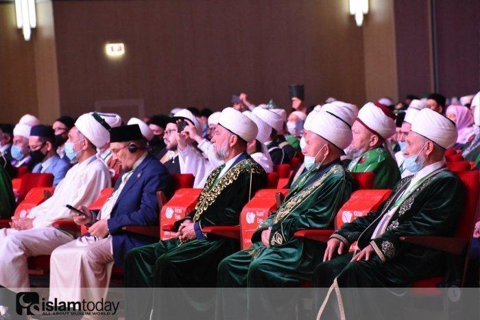 XI Всероссийский форум татарских религиозных деятелей.