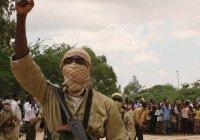 В Сомали террористы захватили четыре города