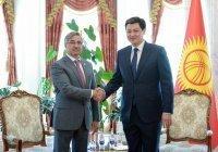 Татарстан и Киргизия условились о расширении сотрудничества