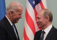 Путин и Байден обсудят Сирию