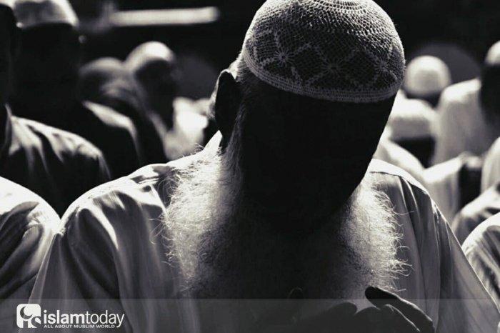 Мусульманин из Китая, популяризировавший мусульманское вероучение (Источник фото: m.ok.ru).
