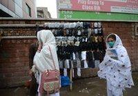 В Пакистане заблокируют SIM-карты непривитых от коронавируса