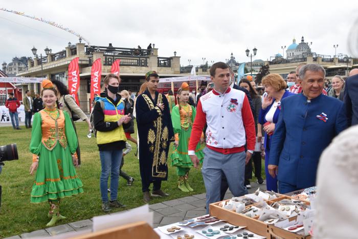 Рустам Минниханов: «Главное достояние – это единство народов»