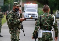 Терактом назвал взрыв на военной базе глава Минобороны Колумбии