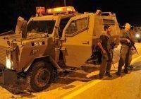 На въезде в Иерусалим пресечена попытка теракта