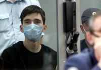 Проверка вменяемости Ильназа Галявиева в Москве займет месяц
