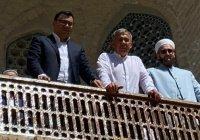Муфтий Татарстана встретился с представителями татарских общественных организаций Узбекистана