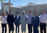 Муфтия Татарстана пригласили на 500-летие медресе «Мир-и Араб» в Бухаре