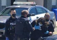 Полиция Канады задержала пару, угрожавшую расстрелять мусульман в мечети