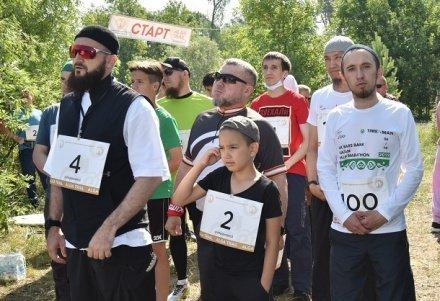 В Казани в честь 1100-летия принятия ислама прошел массовый забег «ALGA TRAIL»