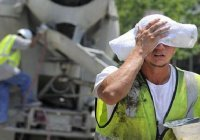 Роспотребнадзор рекомендовал сокращать рабочий день при высокой температуре воздуха