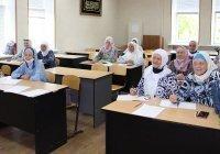 В Казани преподаватели примечетских курсов проходят курсы повышения квалификации