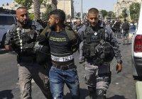 В стычках с полицией Израиля в Иерусалиме пострадали 20 палестинцев