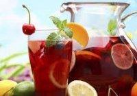 Назван топ-7 напитков для утоления жажды в жару