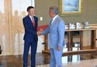 Рустам Минниханов обсудил вопросы сотрудничества с Генконсулом Вьетнама в Екатеринбурге