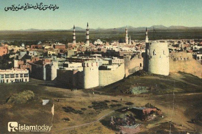 Медина: каким предстал священный город для жителей разных уголков мира? (Фото: sacredfootsteps.org).