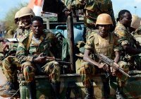Террористы захватили город на юге Сомали
