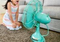 Лучшие способы освежиться дома в жару назвал терапевт