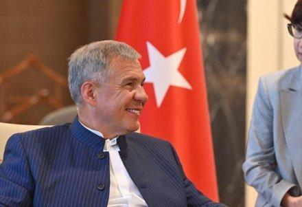 Совместную торговую палату намерены создать предприниматели Турции и Татарстана