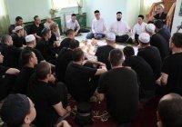 Муфтий Татарстана посетил исправительную колонию в Менделеевском районе